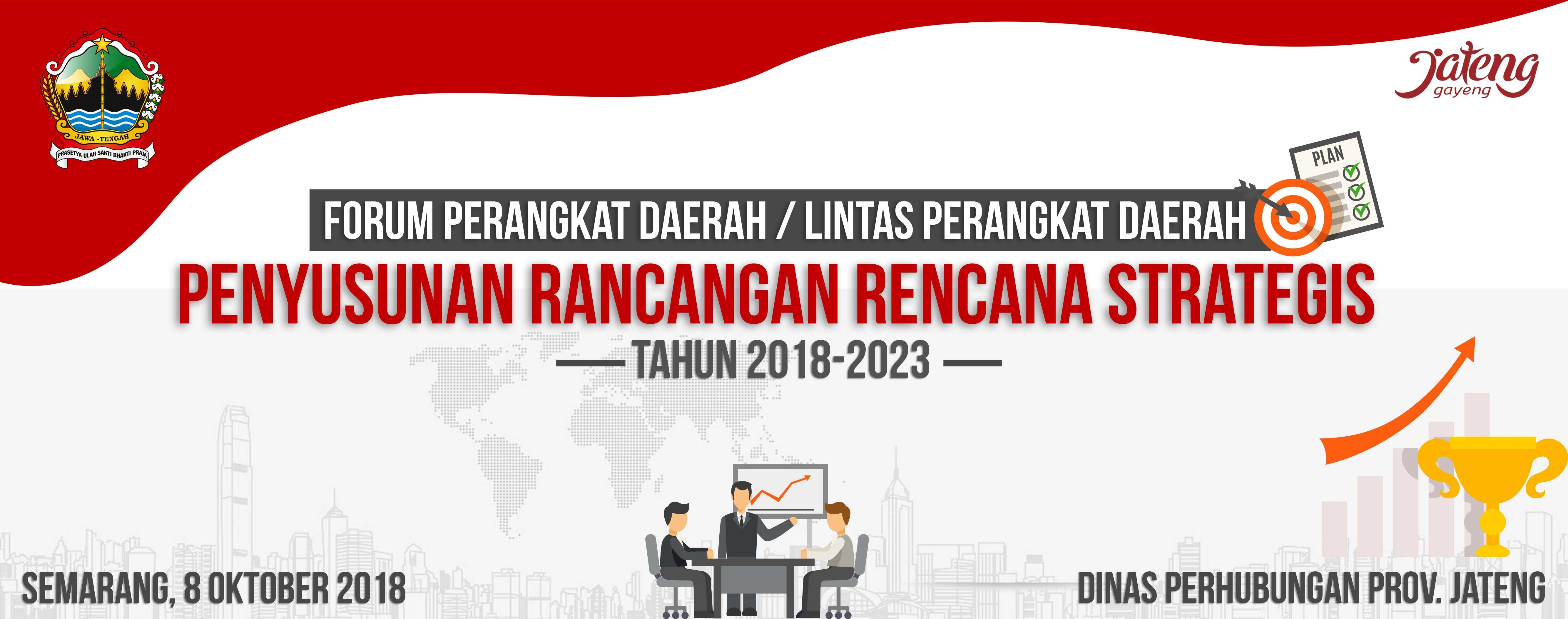 Penyusunan Rancangan Rencana Strategis
