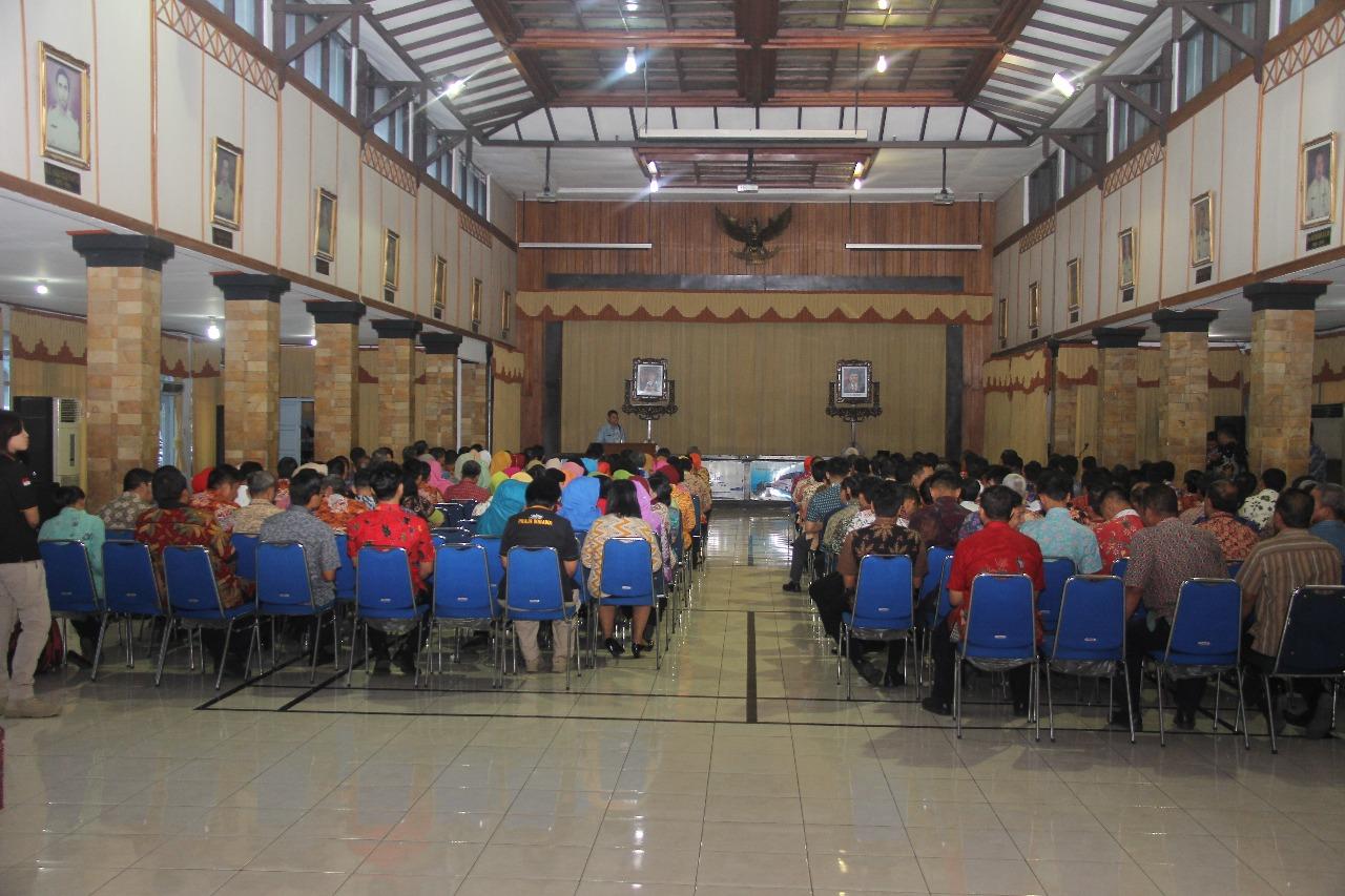 Evaluasi Posko Mudik Jawa Tengah 2017 oleh Gubernur Jawa Tengah