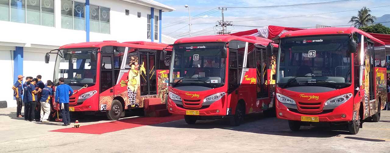 BRT Bawen - Tawang