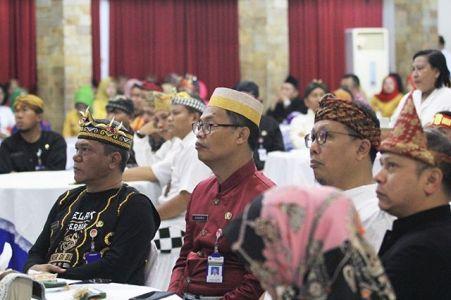 Pengarahan Gubernur Jawa Tengah dan Tausiyah Pada Dinas Perhubungan Provinsi Jawa Tengah,27 Februari 2020