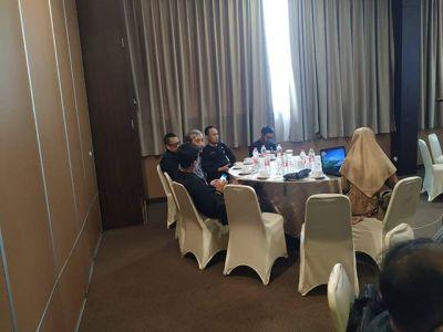 Focus Grop Discussion Analisis Perjanjian Kerjasama Sektor Perhubungan Provinsi Jawa Barat - Provinsi Jawa Tengah, 20 Februari 2020