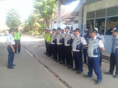 Pelaksanaan Kegiatan Wastib Gakkum Sidang di Tempat di Terminal Purwodadi 18 Oktober 2018