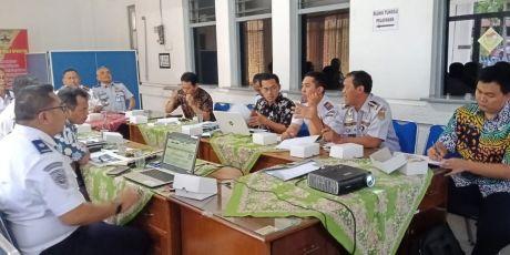 Rapat Koordinasi Persiapan Menghadapi Natal dan Tahun Baru 2018